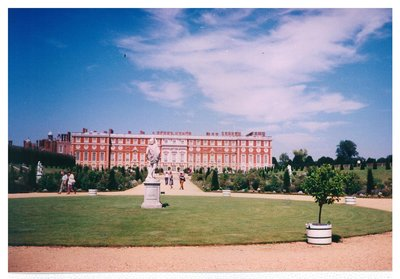 Hampton court